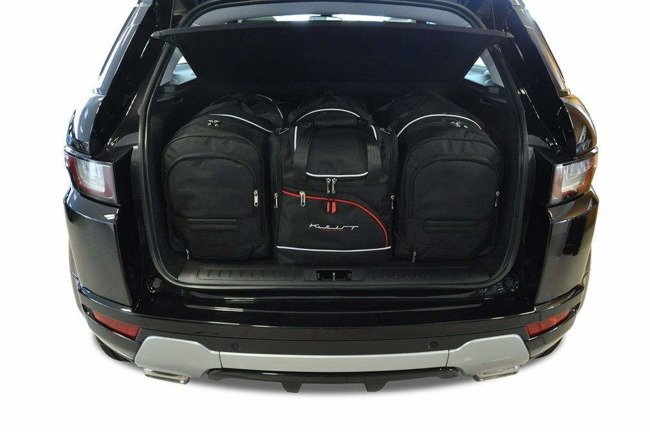 LAND ROVER RANGE ROVER EVOQUE SUV 2011+ CAR BAGS SET 4 PCS