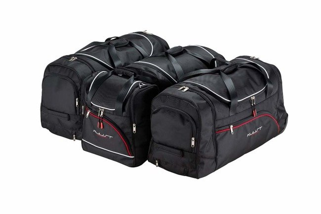 MERCEDES B 2011+ CAR BAGS SET 4 PCS