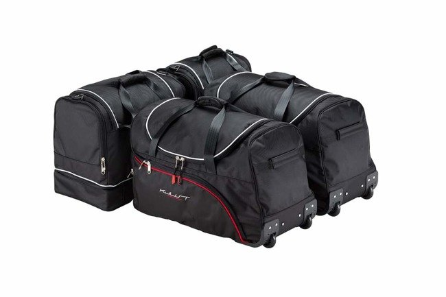 MERCEDES-BENZ C COUPE 2011-2014 CAR BAGS SET 4 PCS