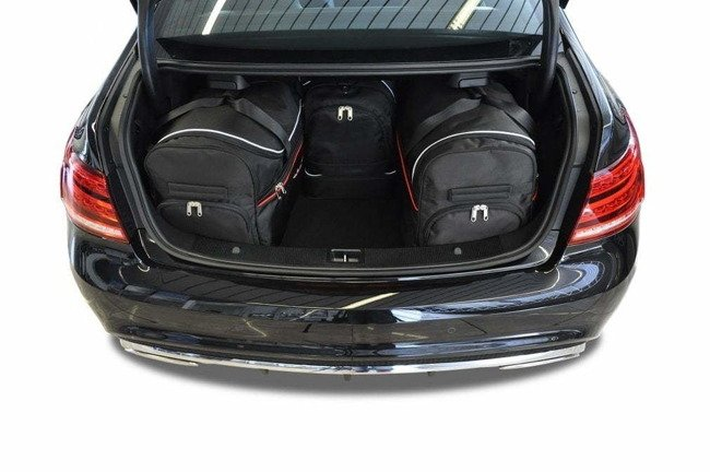MERCEDES-BENZ E COUPE 2009-2016 CAR BAGS SET 4 PCS