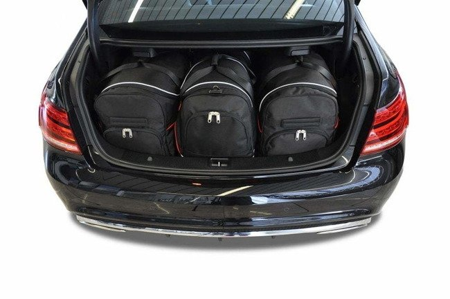 MERCEDES E COUPE 2009-2016 CAR BAGS SET 4 PCS