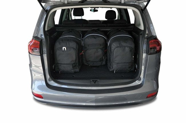 OPEL ZAFIRA 2011+ CAR BAGS SET 4 PCS