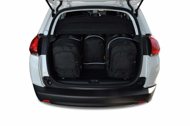 PEUGEOT 2008 2013+ CAR BAGS SET 4 PCS