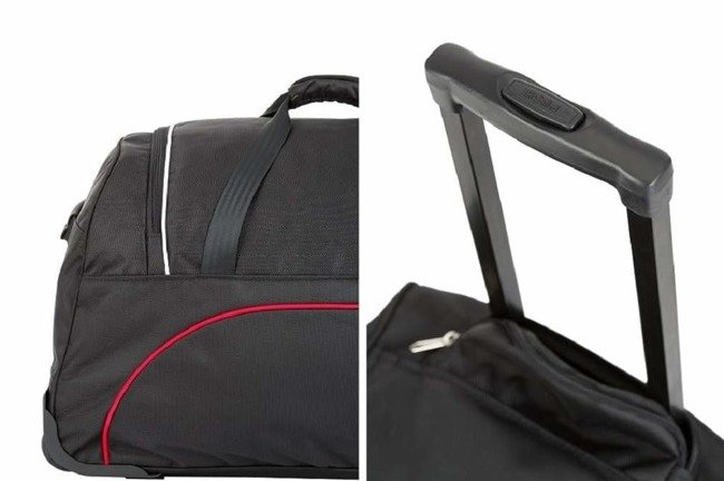 SEAT IBIZA HATCHBACK 2008-2017 CAR BAGS SET 3 PCS