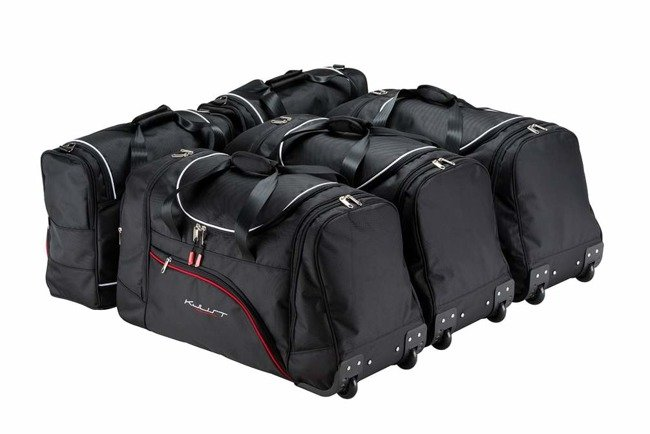 SKODA OCTAVIA LIFTBACK 2020+ CAR BAGS SET 5 PCS