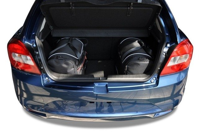 SUZUKI BALENO HATCHBACK 2016+ CAR BAGS SET 3 PCS