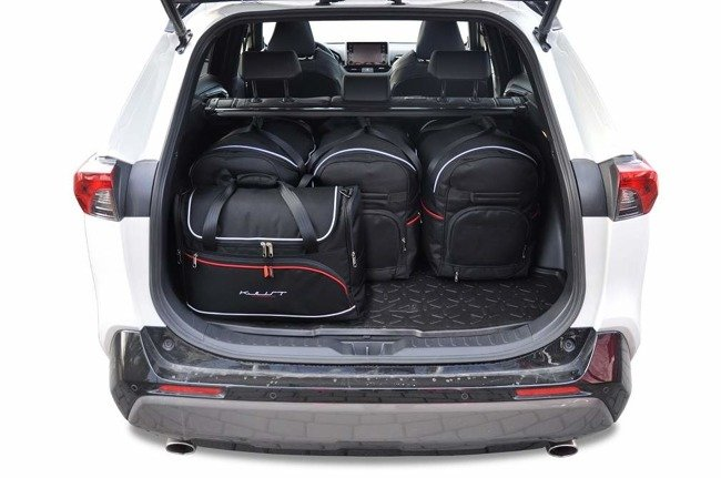 TOYOTA RAV4 2018+ CAR BAGS SET 5 PCS
