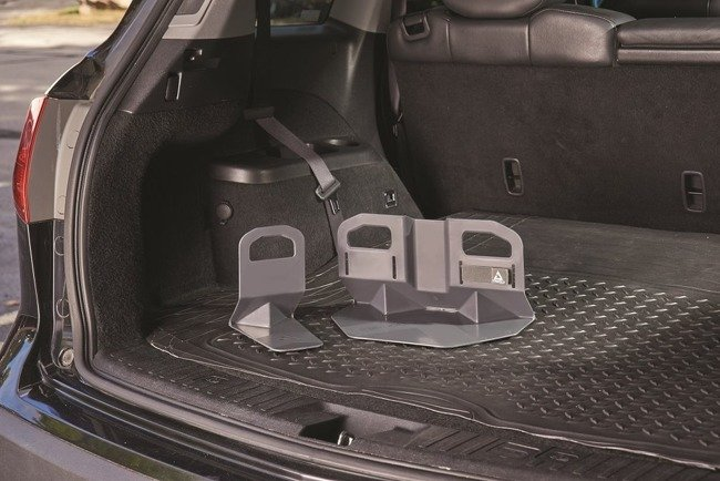 TRUNK ORGANIZER KIT - STAYHOLD PACK FOR RUBBER LINERS