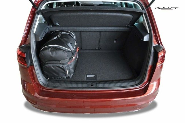 VW GOLF SPORTSVAN 2013+ CAR BAGS SET 3 PCS