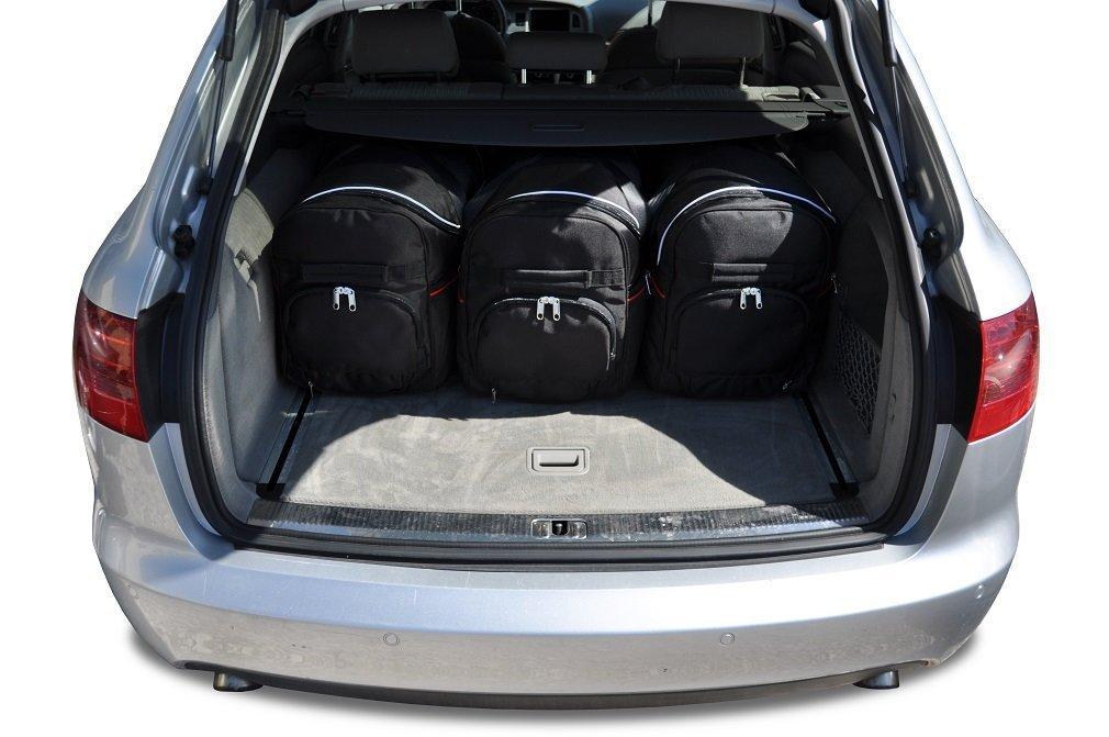 Audi A6 Avant 2004 2017 Kofferraumtaschen Set 5 Stk