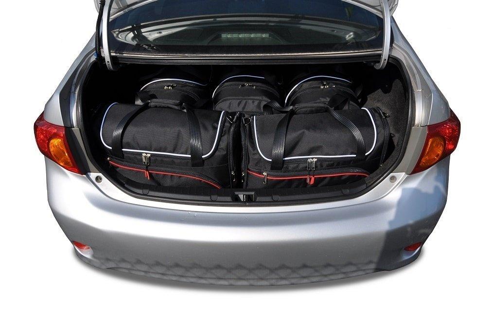 Toyota corolla kofferraumvolumen