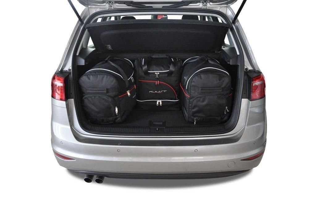 Vw Golf Sportsvan 2017 Kofferraumtaschen Set 4 Stk