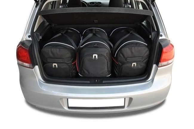 VW GOLF HATCHBACK 2008-2012 CONJUNTO DE BOLSAS 3 PIE